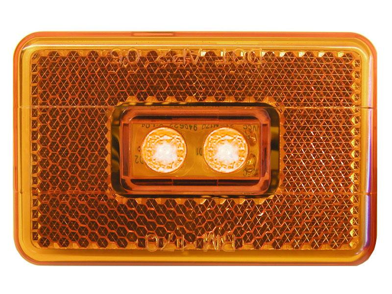L.E.D Side Marker - Amber