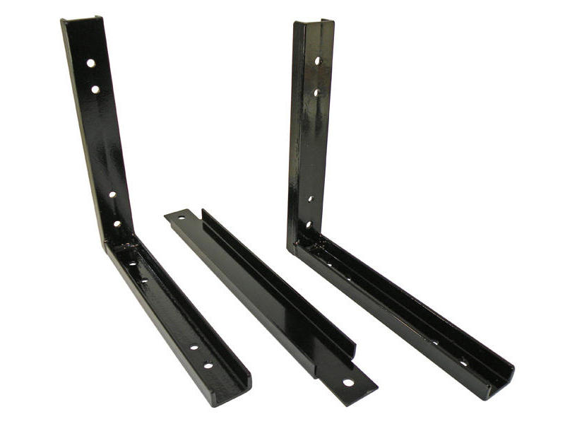 Universal Mounting Brackets For Underbody Polymer Tool Boxes
