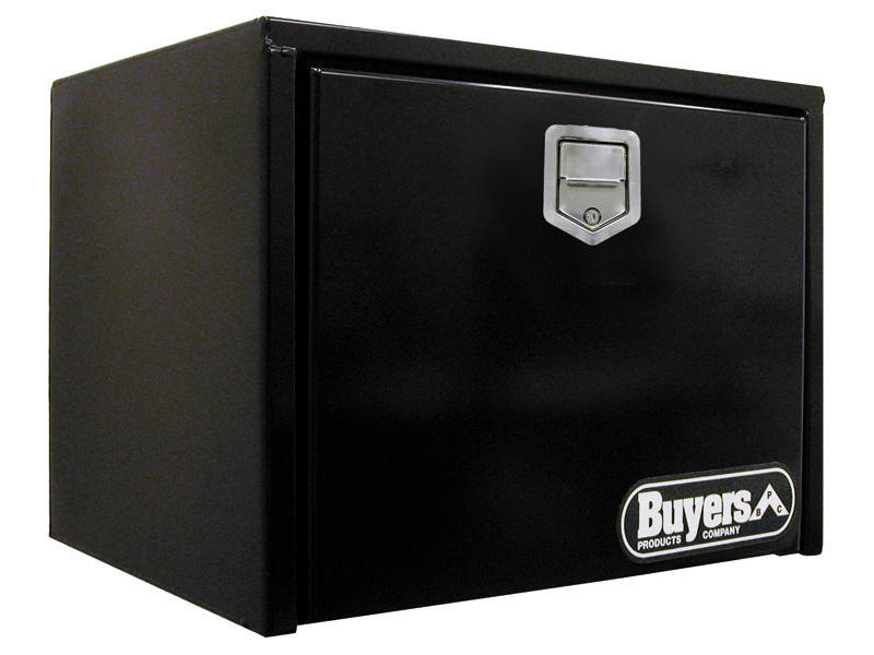 Buyers Underbody Steel Tool Box 18