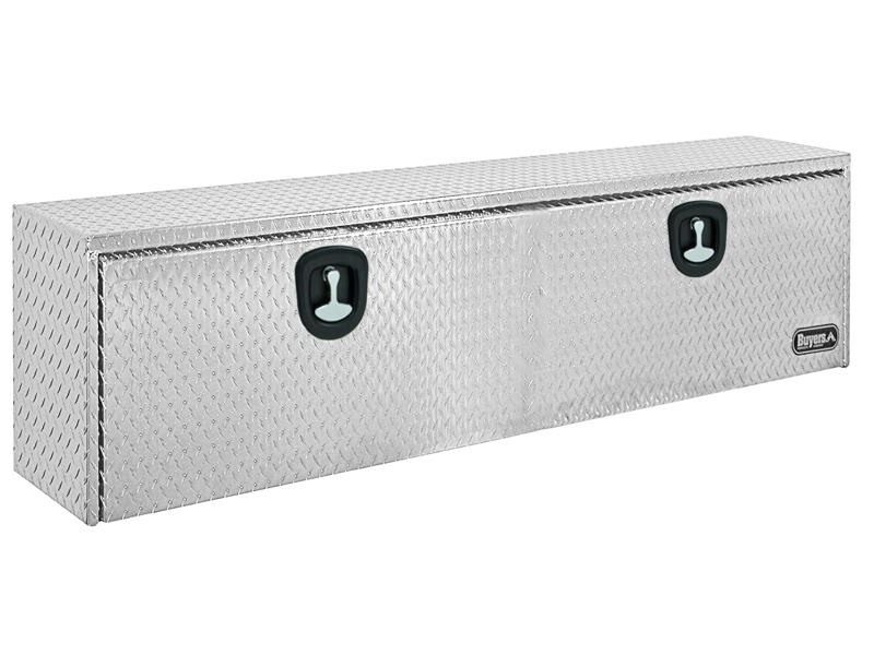 Buyers Aluminum Underbody Tool Box