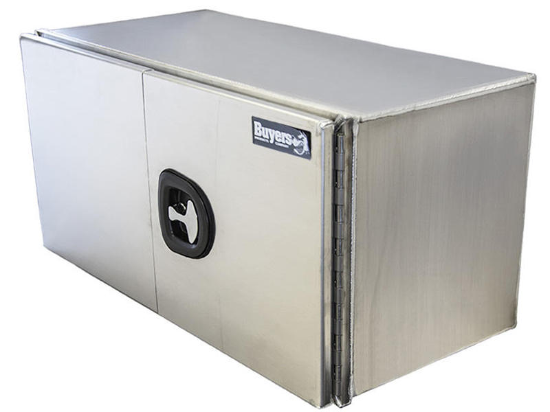 Buyers XD Series Aluminum Barn Door Tool Box