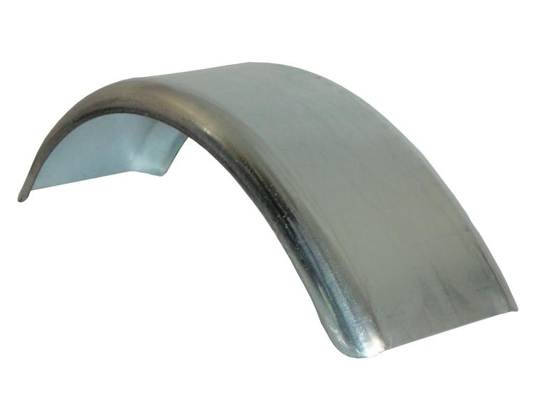 Galvanized Trailer Fender