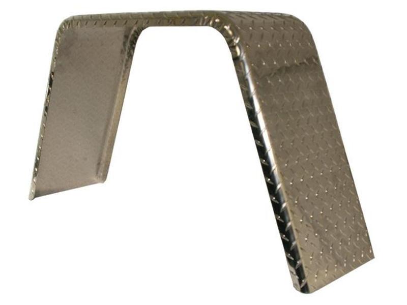 Britetread Aluminum Trailer Fender