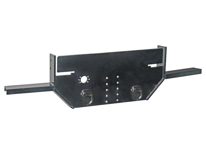 1/2 Inch Hitch Plate for Ford Cab and Chassis