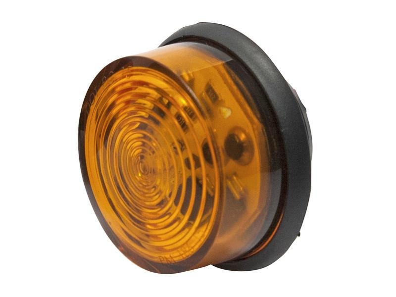 Amber LumenX L.E.D. Clearance Light