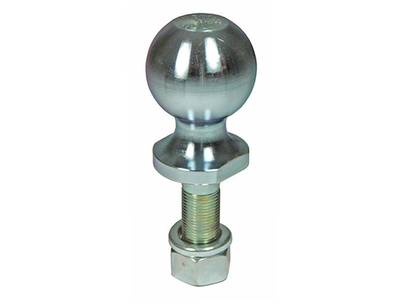 Class II Zinc Hitch Ball - 2 inch