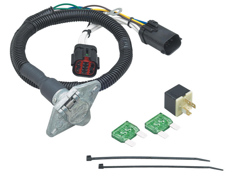 Ford OEM Replacment 6-Way Socket and Harness
