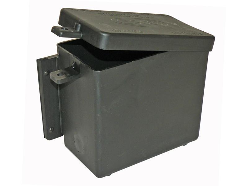 Breakaway Battery Box for 9 Amp Battery