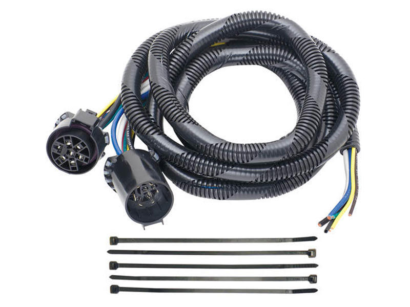 5th wheel and gooseneck wiring harness for ford, chevy gmc and dodge pickups Fifth Wheel Fuel Tank