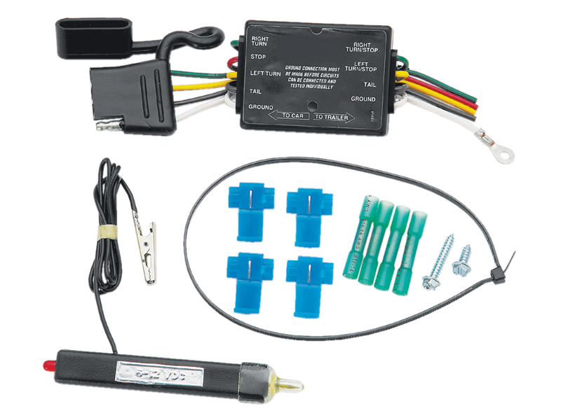 Tekonsha 20251 Multifit Wiring Harnessrhreesehitches: 2007 Honda Odyssey Trailer Harness Kit At Gmaili.net