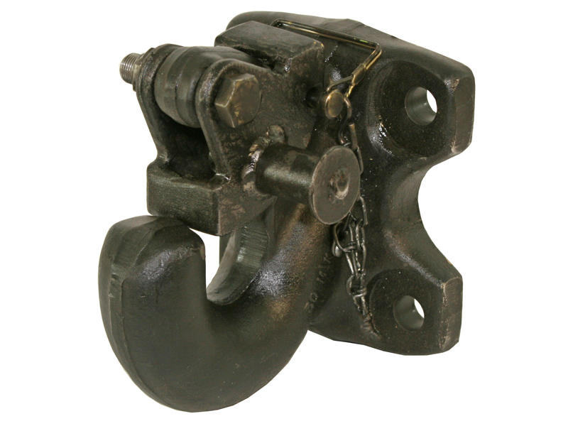 30 Ton Rigid Mount Pintle Hook - Commercial Mount