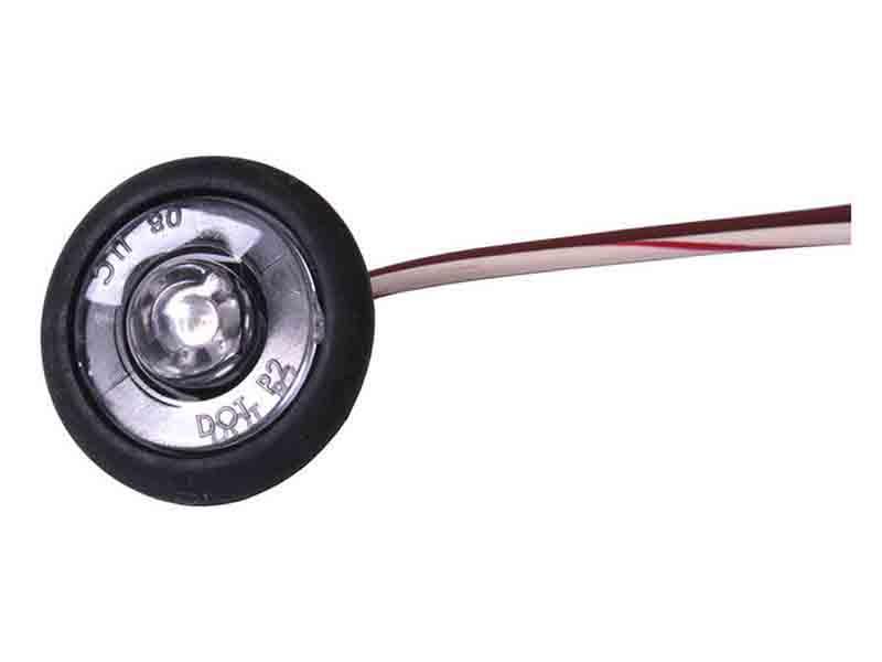 Red LED Bullet Light - Clearance/Side Marker