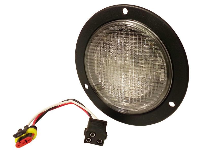 "4"" LED Back-Up Light Kit - Surface Mount"