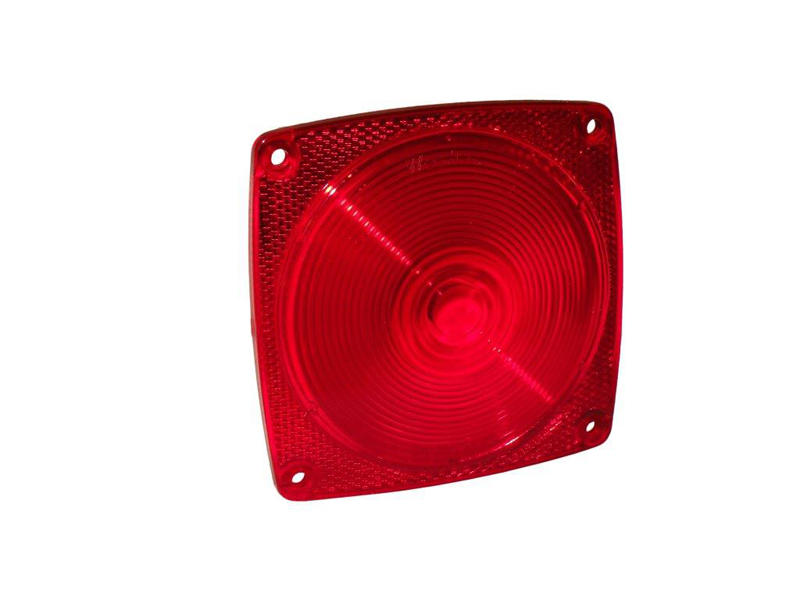 Replacement Tail Light Lens - Red