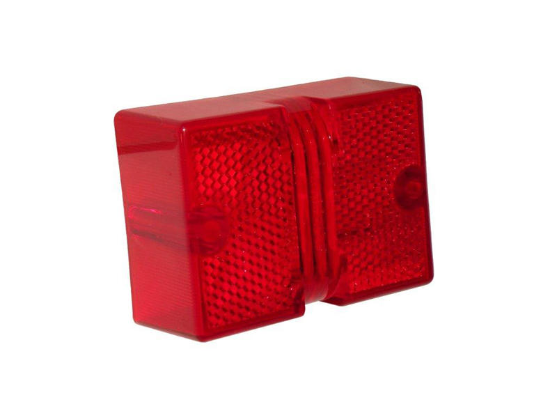 Replacement Side Marker Lens - Red