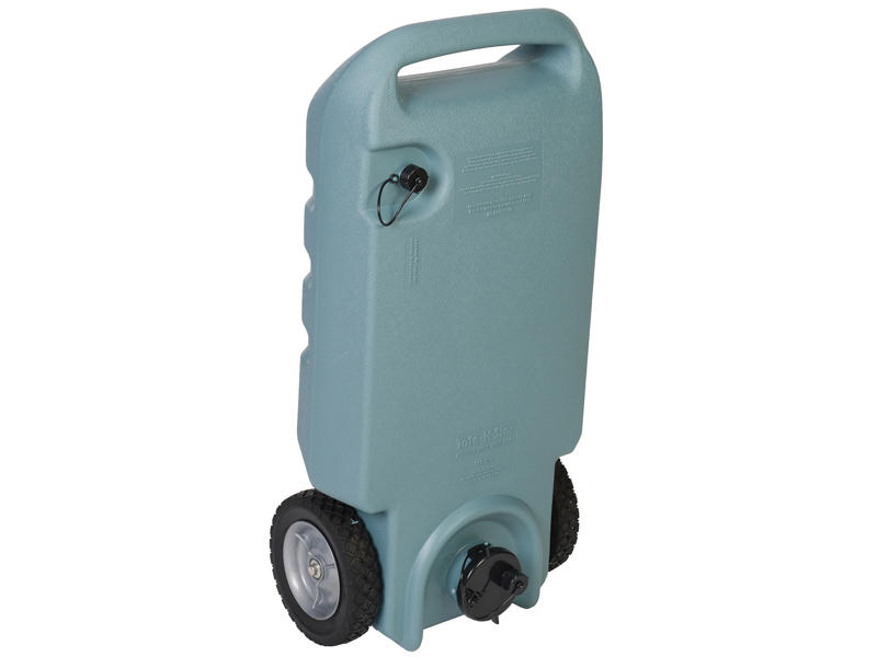 Tote-N-Stor Portable Waste Transporter - 11 Gallon