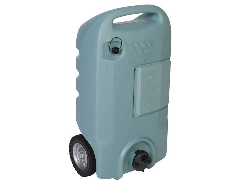 Tote-N-Stor Portable Waste Transporter - 15 Gallon