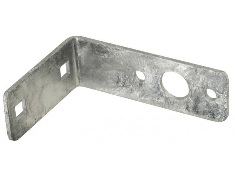 Galvanized Tail Light Bracket
