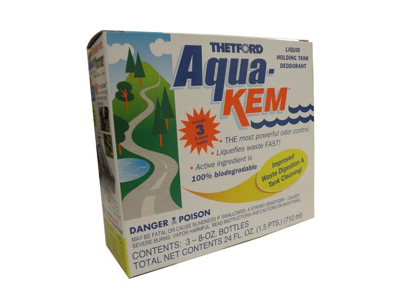 Aqua-Kem - 3-Pack