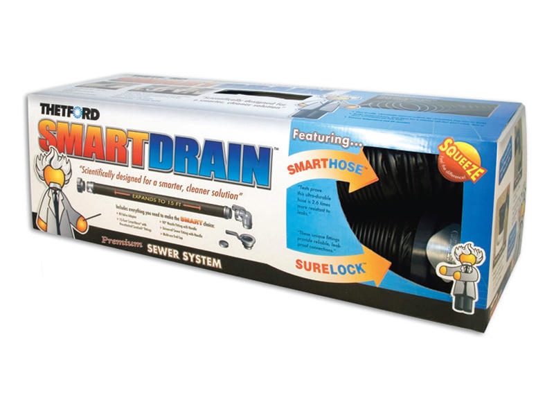 SmartDrain Series Premium Sewer System
