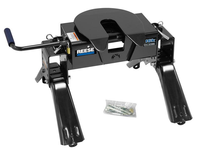 "Reeseâ""¢ elite gooseneck hitch 4 wheel online."