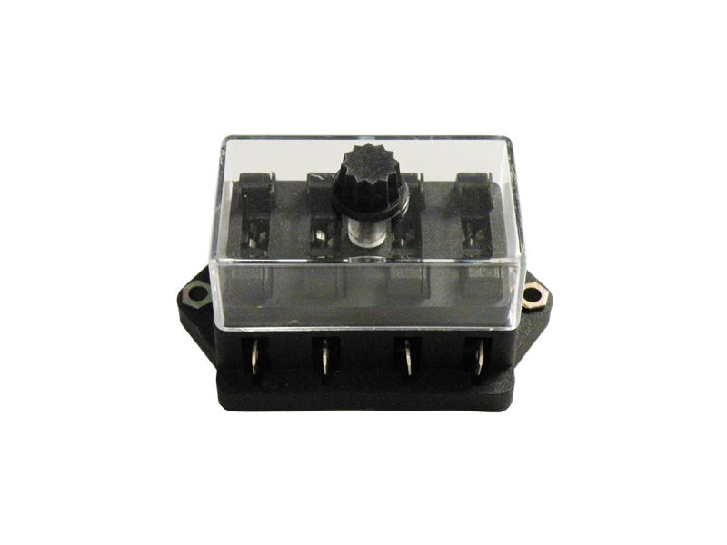 4-Place Fuse Block Case