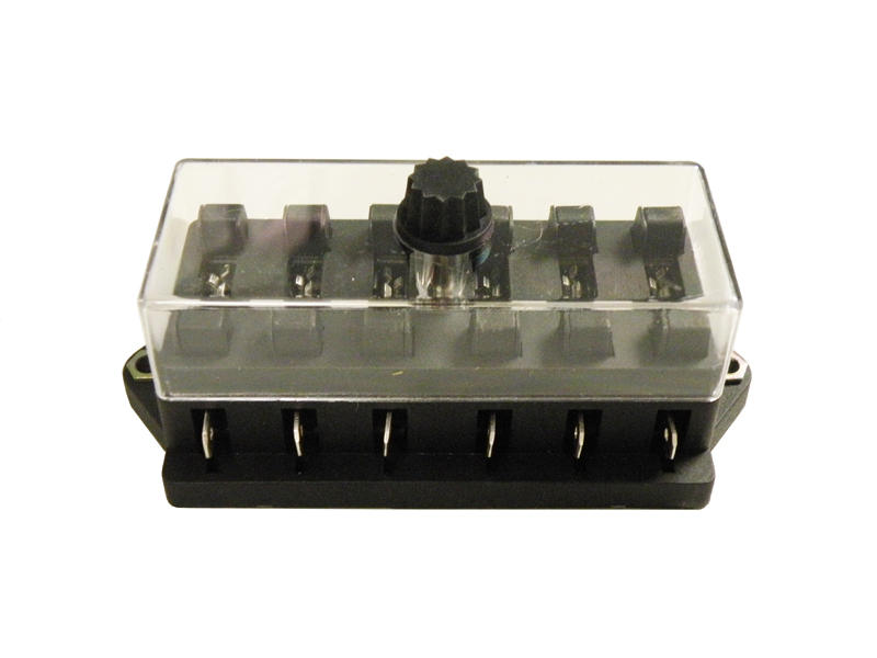 6-Place Fuse Block Case