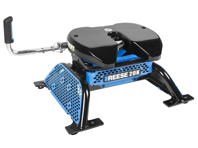Reese M5 20K Fifth Wheel Hitch For Industry Standard Rails
