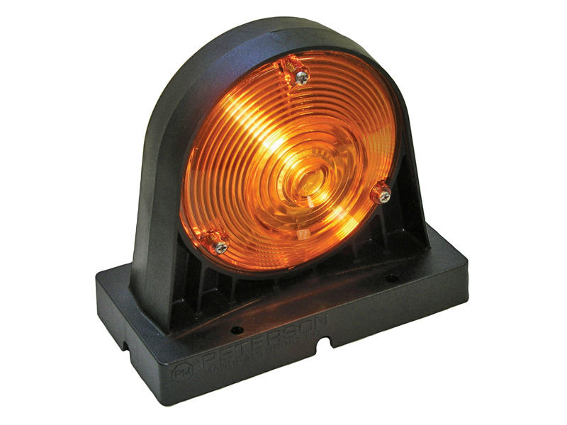 2-Sided Agricultural Light- Amber