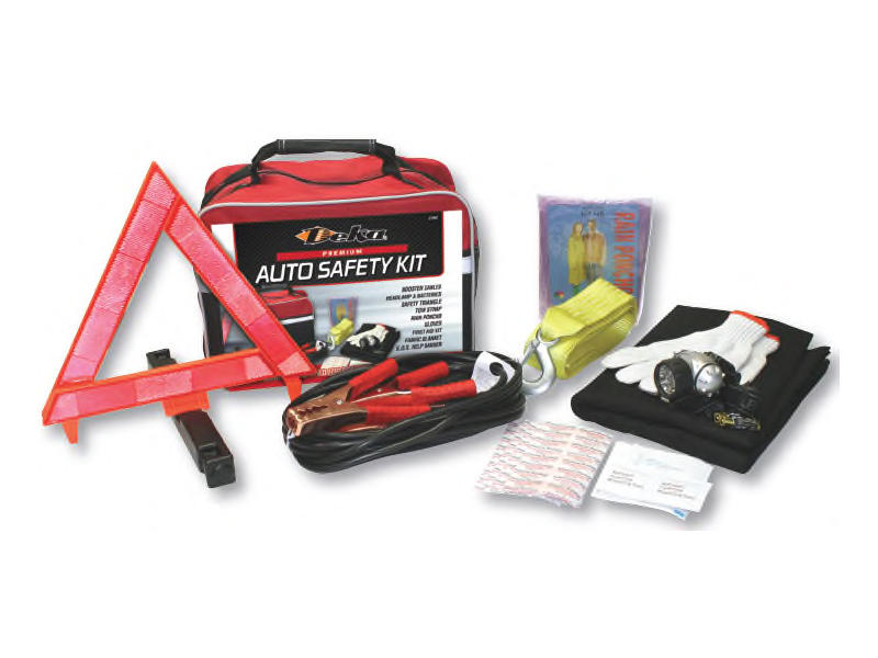 Roadside Emergency Kit - Premium