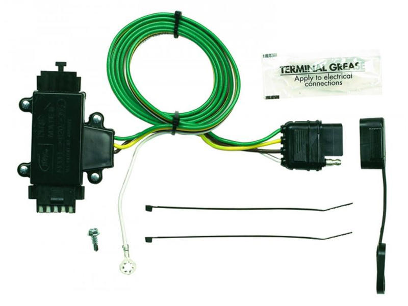 TAP Vehicle Wiring Harness