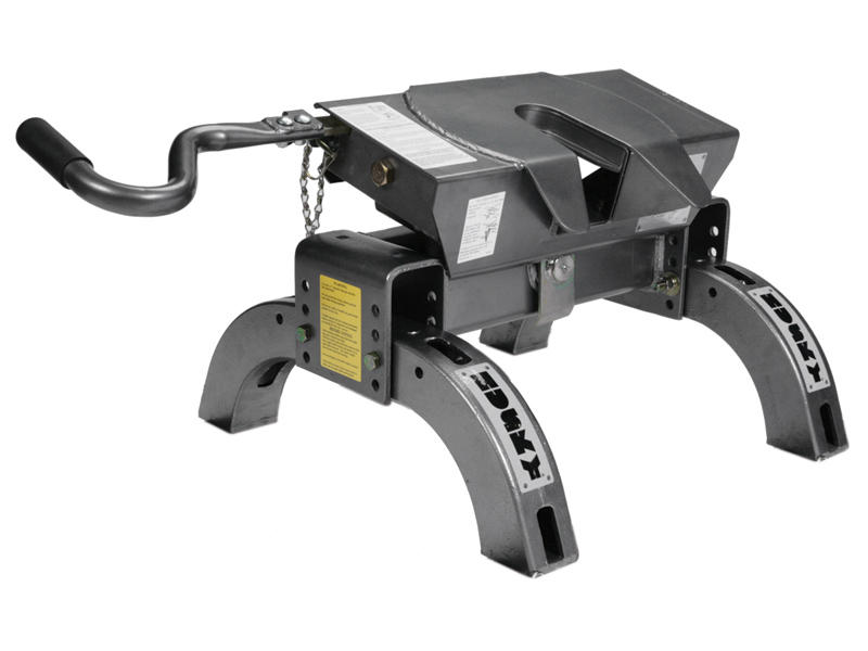 Husky 26K-W Silver Series Fifth Wheel Hitch