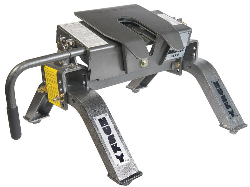Husky 16K-S Silver Series Fifth Wheel Hitch