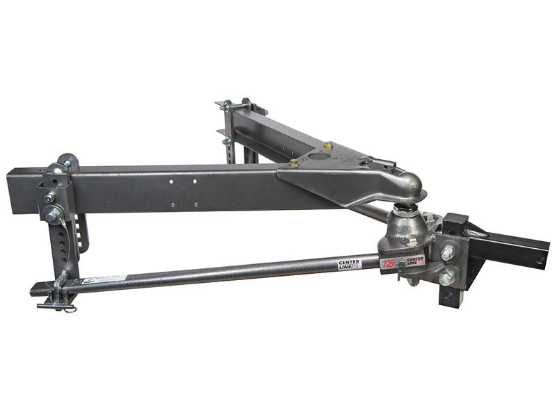 Husky Center Line TS Weight Distribution System with Sway Control - 800 lbs