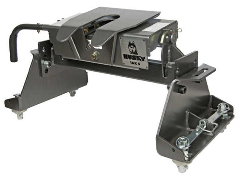 Husky 16KW OEM 5th Wheel Hitch For Ford Equipped With Under-Bed Prep Package