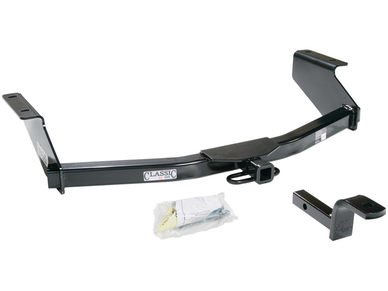 Class II, 1-1/4 inch Trailer Hitch Receiver