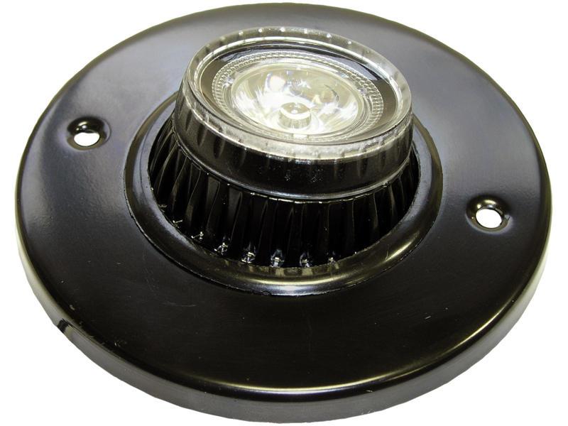 LED Interior Swivel Light - Recessed Mount