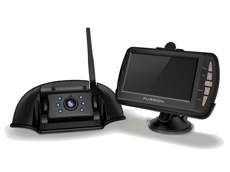 Vision 1 Wireless Back-Up System with Mounting Bracket