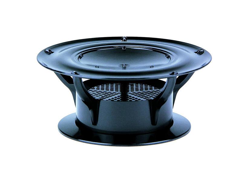 360 Siphon Roof Vent Gen 2 - Black