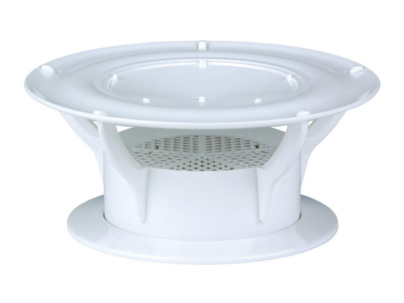 360 Siphon Roof Vent Gen 2 - White
