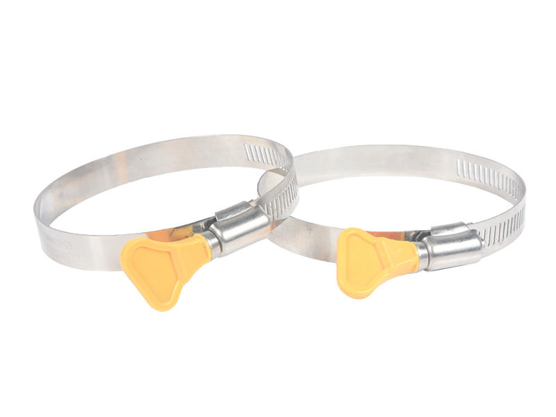 RV Sewer Hose Twist-It Clamps
