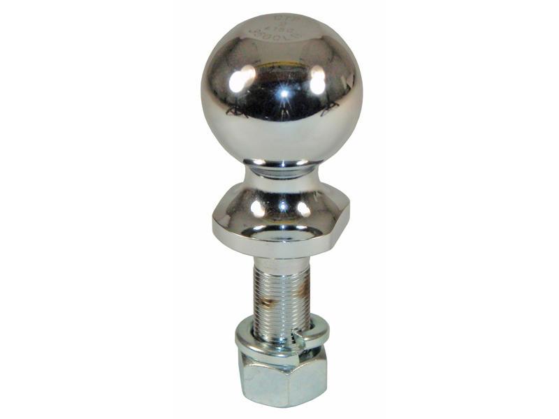 Class II Chrome Hitch Ball - 2 inch