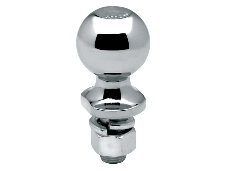 Class II Chrome Hitch Ball - 2 inch
