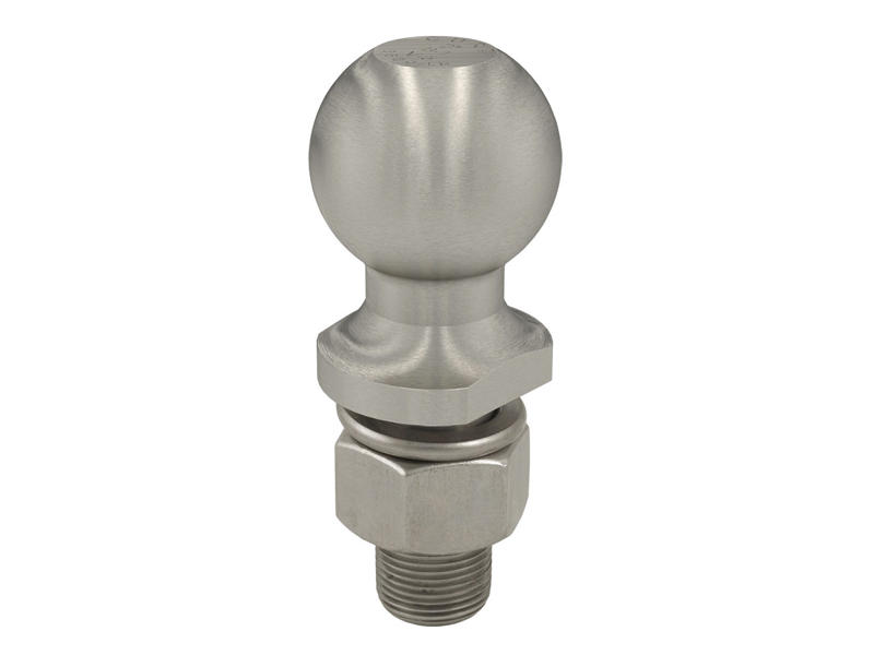Stainless Steel Hitch Ball - 2 inch