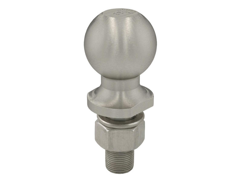 Stainless Steel Hitch Ball - 2-5/16 inch