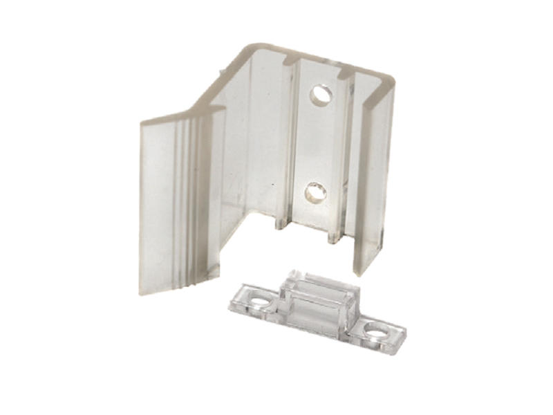 RV Designer Mirrored Door Latch