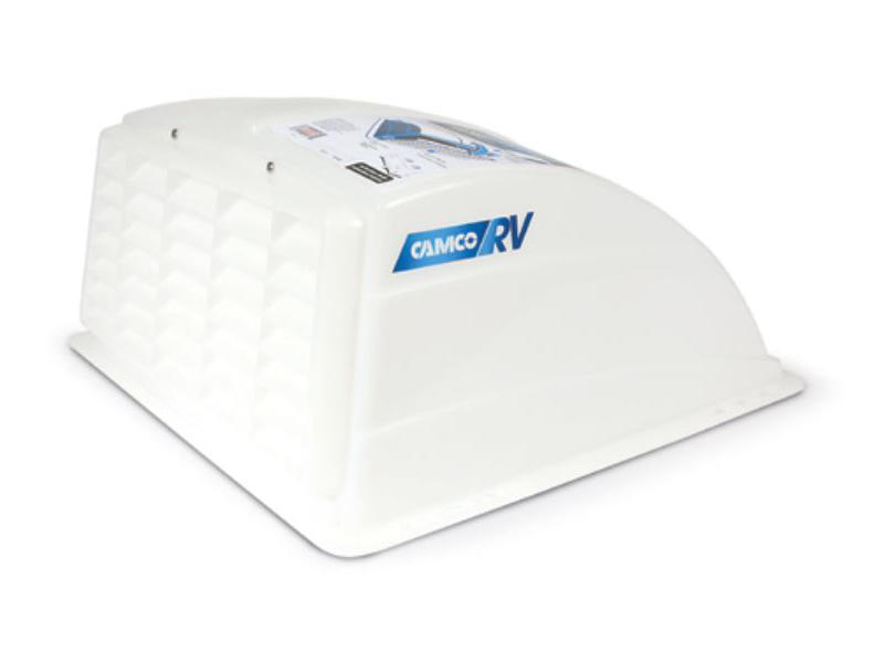 Camco Vent Cover - White