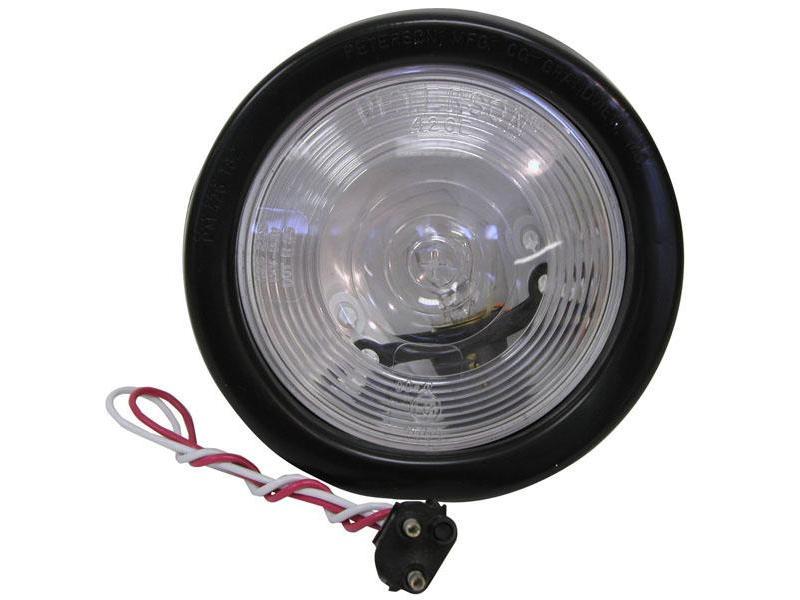 4 inch Round Back-Up Light Kit