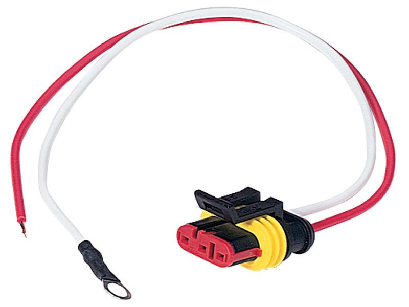 L.E.D. 2-Wire Plug