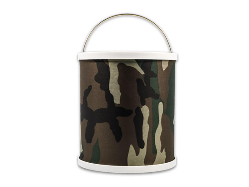 RV Collapsible Bucket - Camo